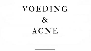 Voeding en acne